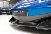 McLaren 600 LT SPIDER V8 SSG, VEGA BLUE, £32,000 OF OPTIONS, LUXURY PACK 20