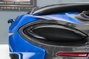 McLaren 600 LT SPIDER V8 SSG, VEGA BLUE, £32,000 OF OPTIONS, LUXURY PACK 21