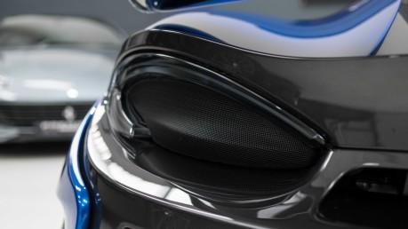 McLaren 600 LT SPIDER V8 SSG, VEGA BLUE, £32,000 OF OPTIONS, LUXURY PACK 24