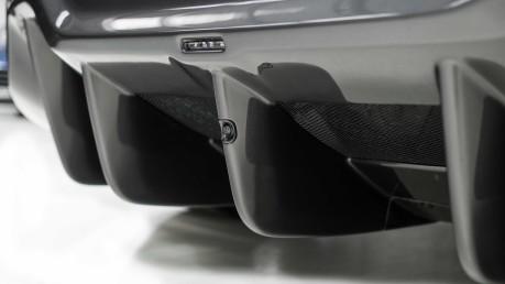 McLaren 600 LT SPIDER V8 SSG, VEGA BLUE, £32,000 OF OPTIONS, LUXURY PACK 26