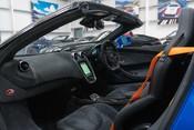 McLaren 600 LT SPIDER V8 SSG, VEGA BLUE, £32,000 OF OPTIONS, LUXURY PACK 37