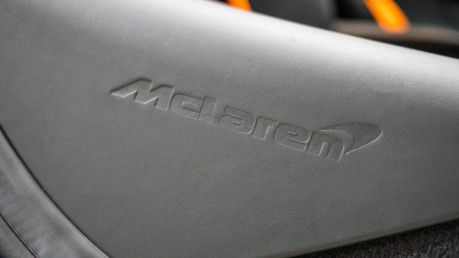 McLaren 600 LT SPIDER V8 SSG, VEGA BLUE, £32,000 OF OPTIONS, LUXURY PACK 42