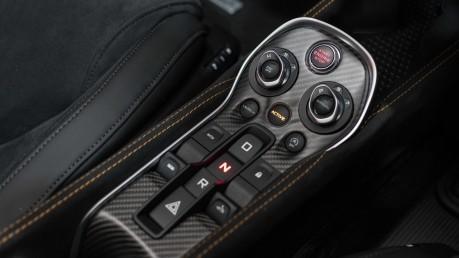 McLaren 600 LT SPIDER V8 SSG, VEGA BLUE, £32,000 OF OPTIONS, LUXURY PACK 50