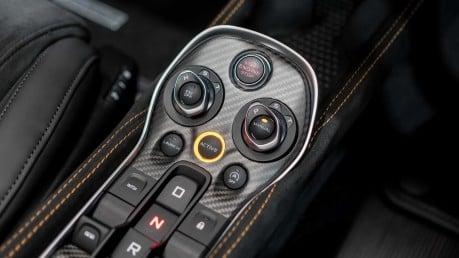 McLaren 600 LT SPIDER V8 SSG, VEGA BLUE, £32,000 OF OPTIONS, LUXURY PACK 51