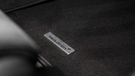 McLaren 600 LT SPIDER V8 SSG, VEGA BLUE, £32,000 OF OPTIONS, LUXURY PACK 61