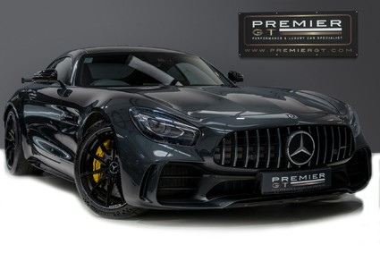 Mercedes-Benz Amg GT AMG GT R PREMIUM. ONE OWNER. AMG PERFORMANCE SEATS. CARBON INTERIOR PACK.