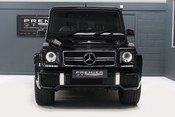 Mercedes-Benz G Series G63 AMG. 5.5 BI-TURBO V8. REAR ENTERTAINMENT AND WINTER PACKAGE. 3