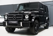Mercedes-Benz G Series G63 AMG. 5.5 BI-TURBO V8. REAR ENTERTAINMENT AND WINTER PACKAGE. 4