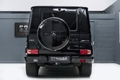Mercedes-Benz G Series G63 AMG. 5.5 BI-TURBO V8. REAR ENTERTAINMENT AND WINTER PACKAGE. 9