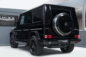 Mercedes-Benz G Series G63 AMG. 5.5 BI-TURBO V8. REAR ENTERTAINMENT AND WINTER PACKAGE. 10