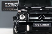 Mercedes-Benz G Series G63 AMG. 5.5 BI-TURBO V8. REAR ENTERTAINMENT AND WINTER PACKAGE. 13