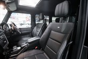 Mercedes-Benz G Series G63 AMG. 5.5 BI-TURBO V8. REAR ENTERTAINMENT AND WINTER PACKAGE. 35