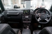 Mercedes-Benz G Series G63 AMG. 5.5 BI-TURBO V8. REAR ENTERTAINMENT AND WINTER PACKAGE. 39