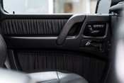 Mercedes-Benz G Series G63 AMG. 5.5 BI-TURBO V8. REAR ENTERTAINMENT AND WINTER PACKAGE. 53