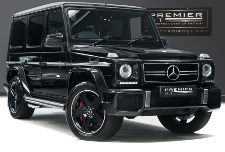 Mercedes-Benz G Series G63 AMG. 5.5 BI-TURBO V8. REAR ENTERTAINMENT AND WINTER PACKAGE. 1