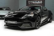 Aston Martin Vanquish 6.0 V12. CARBON BLACK EDITION. FULL ASTON MARTIN SERVICE HISTORY. 2