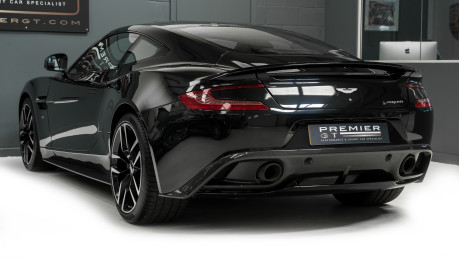 Aston Martin Vanquish 6.0 V12. NOW SOLD. SIMILAR VEHICLES REQUIRED.PLEASE CALL 01903 254800. 5