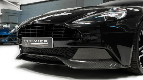 Aston Martin Vanquish 6.0 V12. CARBON BLACK EDITION. FULL ASTON MARTIN SERVICE HISTORY. 13