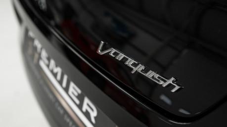 Aston Martin Vanquish 6.0 V12. CARBON BLACK EDITION. FULL ASTON MARTIN SERVICE HISTORY. 29
