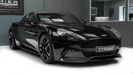 Aston Martin Vanquish 6.0 V12. CARBON BLACK EDITION. FULL ASTON MARTIN SERVICE HISTORY. 33