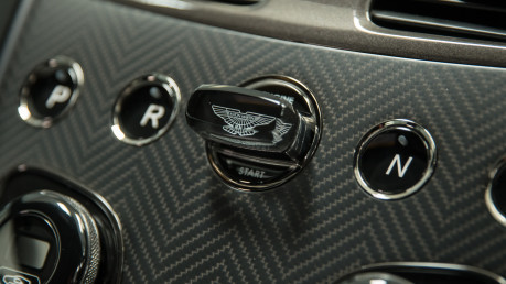 Aston Martin Vanquish 6.0 V12. CARBON BLACK EDITION. FULL ASTON MARTIN SERVICE HISTORY. 55