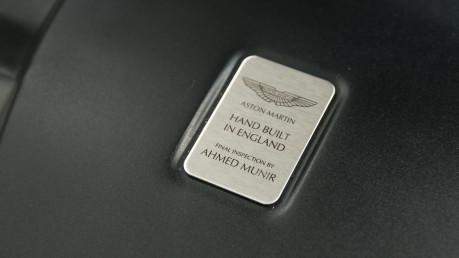 Aston Martin Vanquish 6.0 V12. CARBON BLACK EDITION. FULL ASTON MARTIN SERVICE HISTORY. 63