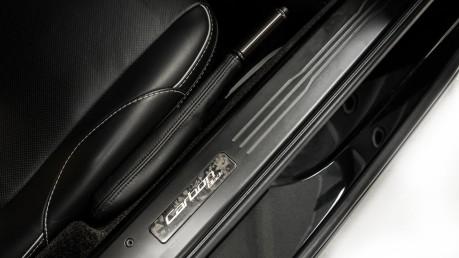Aston Martin Vanquish 6.0 V12. CARBON BLACK EDITION. FULL ASTON MARTIN SERVICE HISTORY. 45