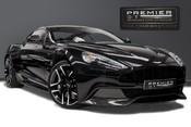 Aston Martin Vanquish 6.0 V12. CARBON BLACK EDITION. FULL ASTON MARTIN SERVICE HISTORY.