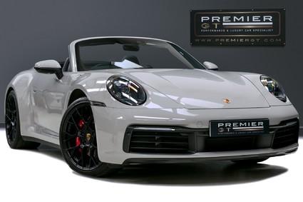 Porsche 911 992 3.0 CARRERA S PDK. CRAYON PAINT. SPORTS CHRONO PACK. PORSCHE WARRANTY.