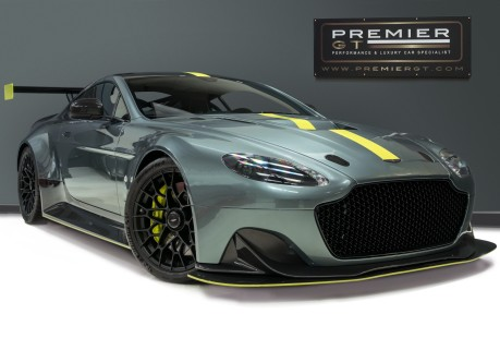 Aston Martin Vantage AMR PRO. 4.7 V8. 500 BHP. 1 OF ONLY 7 CARS WORLDWIDE. DELIVERY MILES. 1