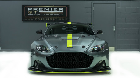 Aston Martin Vantage AMR PRO. 4.7 V8. 500 BHP. 1 OF ONLY 7 CARS WORLDWIDE. DELIVERY MILES. 2