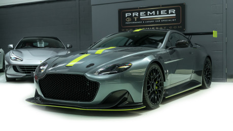 Aston Martin Vantage AMR PRO. 4.7 V8. 500 BHP. 1 OF ONLY 7 CARS WORLDWIDE. DELIVERY MILES. 4