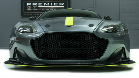 Aston Martin Vantage AMR PRO. 4.7 V8. 500 BHP. 1 OF ONLY 7 CARS WORLDWIDE. DELIVERY MILES. 5