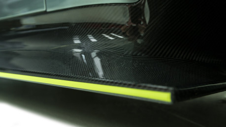 Aston Martin Vantage AMR PRO. 4.7 V8. 500 BHP. 1 OF ONLY 7 CARS WORLDWIDE. DELIVERY MILES. 12