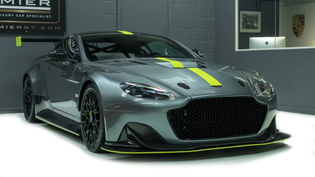 Aston Martin Vantage AMR PRO. 4.7 V8. 500 BHP. 1 OF ONLY 7 CARS WORLDWIDE. DELIVERY MILES. 44