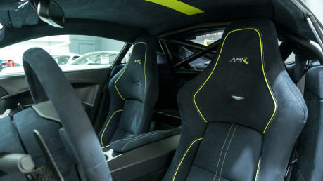 Aston Martin Vantage AMR PRO. 4.7 V8. 500 BHP. 1 OF ONLY 7 CARS WORLDWIDE. DELIVERY MILES. 47