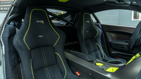 Aston Martin Vantage AMR PRO. 4.7 V8. 500 BHP. 1 OF ONLY 7 CARS WORLDWIDE. DELIVERY MILES. 48