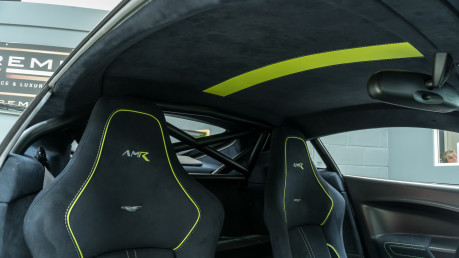 Aston Martin Vantage AMR PRO. 4.7 V8. 500 BHP. 1 OF ONLY 7 CARS WORLDWIDE. DELIVERY MILES. 49