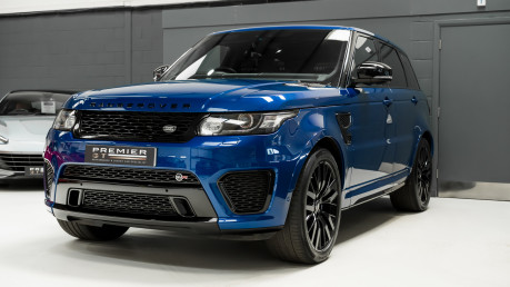 Land Rover Range Rover Sport SVR. 5.0 V8. NOW SOLD. SIMILAR VEHICLES REQUIRED.PLEASE CALL 01903 254800. 3