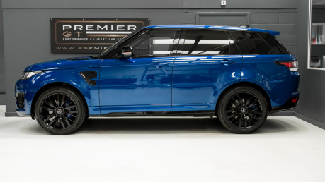 Land Rover Range Rover Sport SVR. 5.0 V8. NOW SOLD. SIMILAR VEHICLES REQUIRED.PLEASE CALL 01903 254800. 4