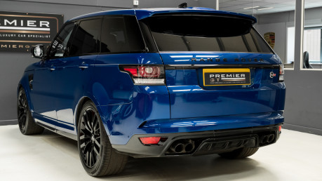 Land Rover Range Rover Sport SVR. 5.0 V8. NOW SOLD. SIMILAR VEHICLES REQUIRED.PLEASE CALL 01903 254800. 5