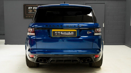 Land Rover Range Rover Sport SVR. 5.0 V8. NOW SOLD. SIMILAR VEHICLES REQUIRED.PLEASE CALL 01903 254800. 6