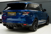 Land Rover Range Rover Sport SVR. 5.0 V8. NOW SOLD. SIMILAR VEHICLES REQUIRED.PLEASE CALL 01903 254800. 7