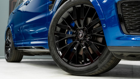 Land Rover Range Rover Sport SVR. 5.0 V8. NOW SOLD. SIMILAR VEHICLES REQUIRED.PLEASE CALL 01903 254800. 9