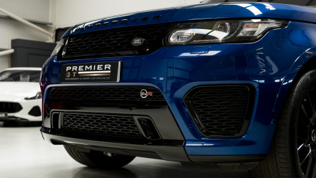Land Rover Range Rover Sport SVR. 5.0 V8. NOW SOLD. SIMILAR VEHICLES REQUIRED.PLEASE CALL 01903 254800. 16