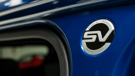 Land Rover Range Rover Sport SVR. 5.0 V8. NOW SOLD. SIMILAR VEHICLES REQUIRED.PLEASE CALL 01903 254800. 24