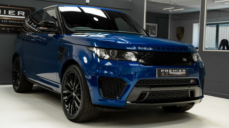 Land Rover Range Rover Sport SVR. 5.0 V8. NOW SOLD. SIMILAR VEHICLES REQUIRED.PLEASE CALL 01903 254800. 26