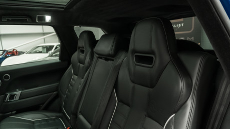 Land Rover Range Rover Sport SVR. 5.0 V8. NOW SOLD. SIMILAR VEHICLES REQUIRED.PLEASE CALL 01903 254800. 36
