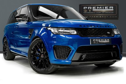 Land Rover Range Rover Sport SVR. 5.0 V8. NOW SOLD. SIMILAR VEHICLES REQUIRED.PLEASE CALL 01903 254800.