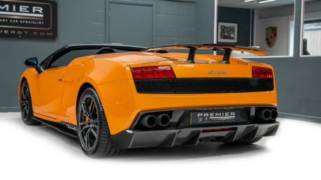 Lamborghini Gallardo V10 SPYDER. NOW SOLD. SIMILAR VEHICLES REQUIRED.PLEASE CALL 01903 254800. 6